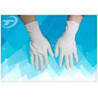 China Allergy Resistance Nitrile Surgical Gloves / Great Flexibility Medical Exam Gloves wholesale