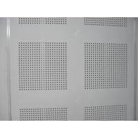 Quality Perforated MGO board with Round Hole for sale