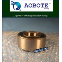 Quality Double Row NTN 5206 Ball Bearing With Angular Contact ABEC 5 for sale