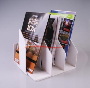 China Deflect-o Acrylic File Rack,249x240x274(mm) wholesale