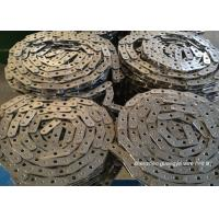 Buy cheap Reverse Dutch Weave Automatic 304 316 Flat Flex Wire Mesh Conveyor Belt 35*50mm Spiral size from wholesalers