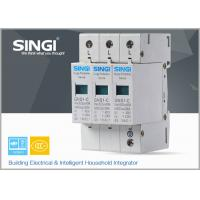 China Singi 100KA House Power Surge Protector Device FOR lightning protection on sale