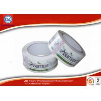 China Custom Printed BOPP Packaging Tape Acrylic Adhesive For Carton Sealing wholesale