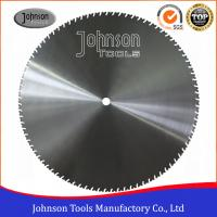 Wholesale Laser Welding 1400mm Diamond Wall Cutting Blade with 4.8mm / 5mm Thickness from china suppliers