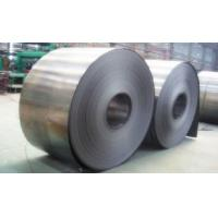 China 610mm Cold Rolled Steel Coils , Cold Rolled Galvanized Steel Sheet In Coil wholesale