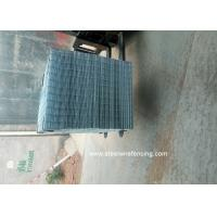 China Electro Welded Galvanised Mesh Fencing Panels Anti - Craking For Buliding wholesale