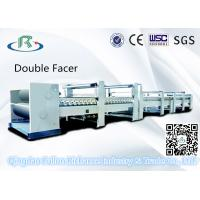China Double Facer: Corrugated Paper Making Production Line (Corrugating Plant) wholesale