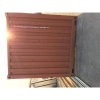 China Dry Used 20ft Shipping Container 7-8 Into A New 20 Foot Cargo Container wholesale