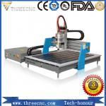 China Advertising cnc router 6090 / mini wood design cutting machine for PCB /PVC/ Aluminum/Copper TMG6090-THREECNC wholesale