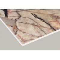 China Marble Surface Interior Fiber Cement Board , High Strength Cement Fibre Sheet wholesale