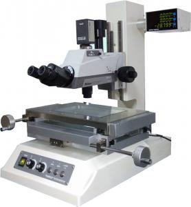 China 150mm Height Nikon Industrial Microscopes LED Illumination Objective 3X , 5X , 10X wholesale
