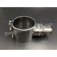 China ID 80mm X  Height 70mm Mica Insulated Band Heaters / Stainless Steel Heating Element wholesale