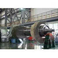 Quality High Strength Steam Turbine Rotor Forging Alloy Steel , EN ASTM GB ISO Standard for sale