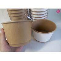 China 500pcs per Carton 20oz Double Wall Paper Bowl Food Conatiner Takeaway in EU market wholesale