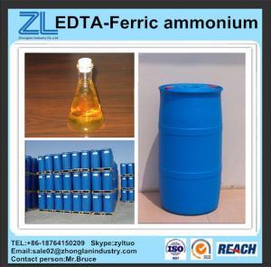 Quality reddish brown EDTA-Ferric ammonium CAS:21265-50-9 for sale