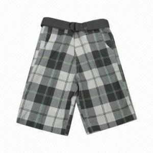 Buy cheap Yarn Dye Shorts from wholesalers