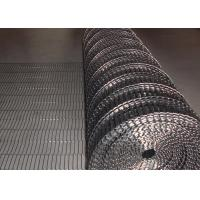 China Heat Resistant Flexible Conveyor Belt Chain Edge Custom Design Anti - Corrosion wholesale