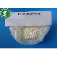 China Steroid Powder Halotestin Fluoxymesterone CAS 76-43-7 for Muscle Growth wholesale