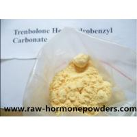 China Bulking Raw Steroid Powders Trenbolone Hexahydrobenzyl Carbonate 50mg / Ml wholesale