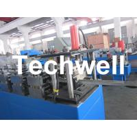 China Light Steel Roof Truss Roll Forming Machine For Roof Ceiling Batten, Furring Channel wholesale