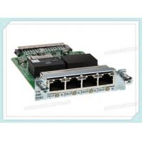 China Cisco VWIC3-4MFT-T1/E1 Network Module Voice / WAN Interface Card For ISR Router wholesale