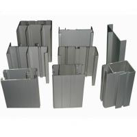 China 6063 Aluminum Curtain Walling Systems For Residential Buildings wholesale