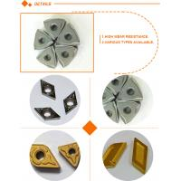 China Tungsten Carbide Inserts various types on sale
