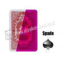 China Germany Die Echten ASS Altenburger Invisible Paper Playing Cards For Entertainment wholesale