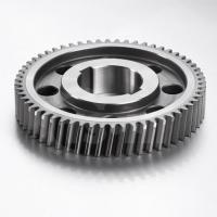 China Ring Gear Open Die Forging On Cement Mill ASTM EN10228 STD.ASTM A388 wholesale
