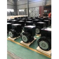 China Brushless AC Synchronous Generator With 10kw / 12.5kva 50 HZ and 12 / 6 Wire wholesale