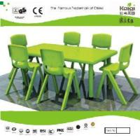 China Kids Table and Chair Series (KQ10184A) wholesale