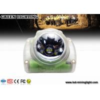 China Rechargeable Safety LED Cordless Mining Headlamp , High Power , High Quality wholesale
