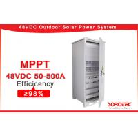 Buy cheap 3000W 50A Outdoor Hybrid Off Grid Solar DC Power System for Solar Panel,Remote from wholesalers
