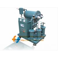 Buy cheap Series ZY Small Portable Single-stage Vacuum Transformer Oil Purifier from wholesalers