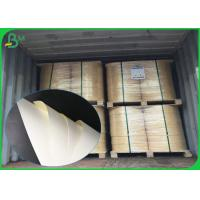 Quality Waterproof 100gsm 120gsm 140gsm 160gsm Glossy PE Coated Paper For Food Packages for sale