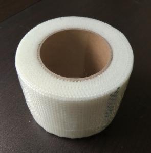China Fiberglass Mesh Cut Tape, Self Adhesive Fabric Tape, Self Adhesive Fiberglass Mesh Tape on sale
