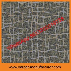 New design jacquard loop tile hotel polypropylene Carpet Tiles