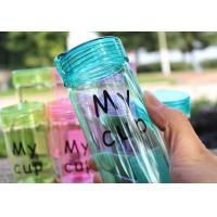China Environmental Heat Resistant Water Bottle Bpa Free For Daily Drinking wholesale