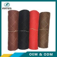 China Pvc floor mat car floor mat comfortable easy to clean black,bronze 1.2*9 0.6*0.74 thickness 5-8mm on sale