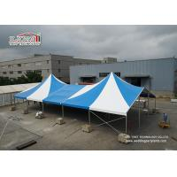 China Customize Temporary High Peak Marquees / Shade Canopy Tent 5M Distance wholesale