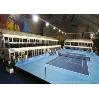 China Water Resistant Shape 15mx35m Outdoor Sports Tent For Basketball Hall wholesale