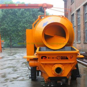Buy cheap Pully Brand wholesale mini concrete mixer pump, portable concrete mixer pump, from wholesalers