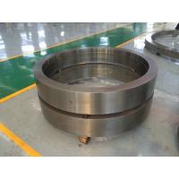 Quality Precision ANSI Forged Steel Flanges / Tower Flange Stainless Steel Forging for sale