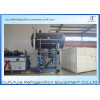 China Barrel Pump Cold Room Compressor Unit Refrigeration Condensing Units wholesale