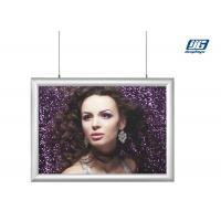 China Wall Photo Frames Aluminum Wall Photo Frames Ceiling Hanging Picture Holder wholesale
