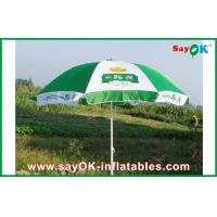 Buy cheap Backyard Aluminum Offset Umbrella Large Commercial OutdoorParasols from wholesalers