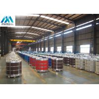 China Roofing 3004 Color Coated Aluminum Coil Colour Coated Steel Weather Resistant wholesale