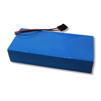China 62.9V 20Ah 18650 Lithium Battery Packs CC CV For Sweepers wholesale