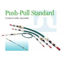 Easy Install Universal Push Pull CablesSize Customized High Temperature Resistance