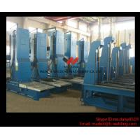China Manual Box Beam / H Beam End Face Milling Machine Full Automatic For Steel Cross Beam wholesale